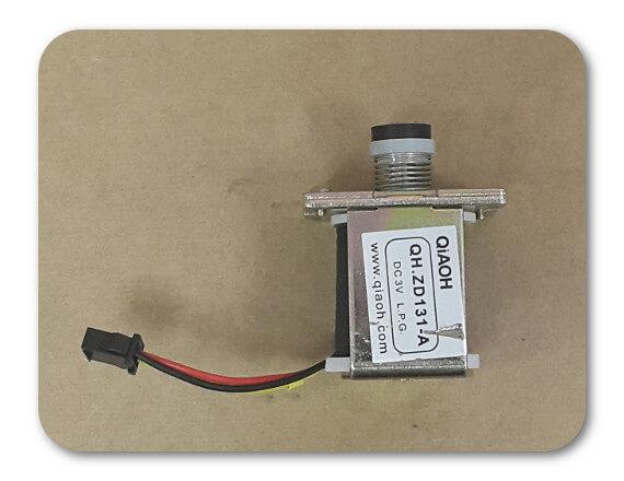 Клапан электромагнитный водонагреватель VEKTOR Ларгаз (Нева Транзит) Оазис