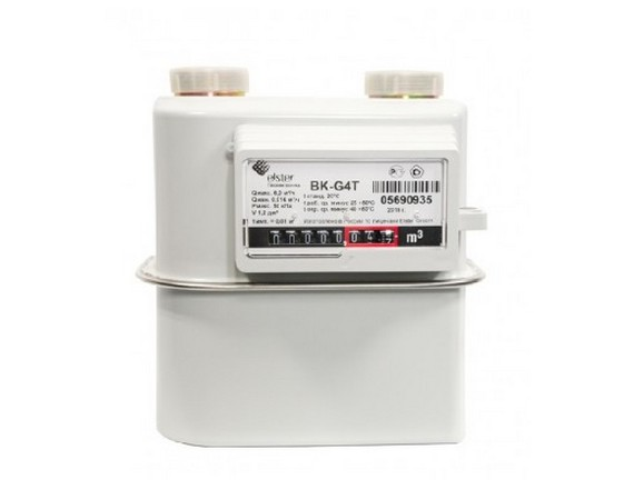 Счетчик газа ВК G-4T