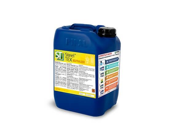 Жидкий нейтрализатор остаточной кислотности STEELTEX® NEUTRALIZER 20 кг