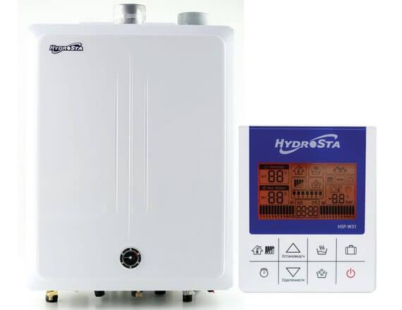Котёл газовый Hydrosta HSG двухконтурный настенный