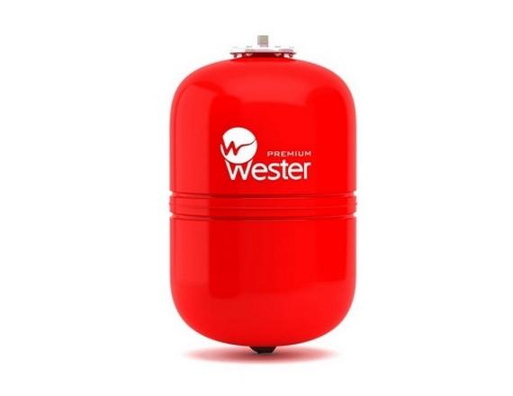Бак мембранный для отопления Wester WRV