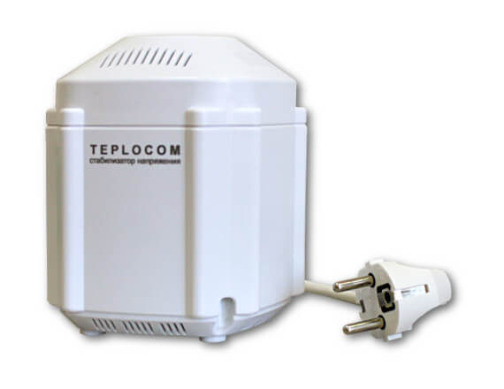 Стабилизатор сетевого напряжения TEPLOCOM 222/500