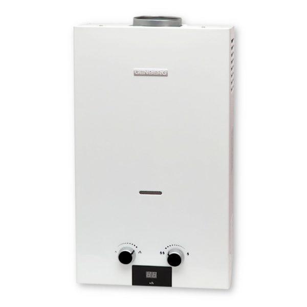 Проточный газовый водонагреватель GENBERG Стандарт Eco